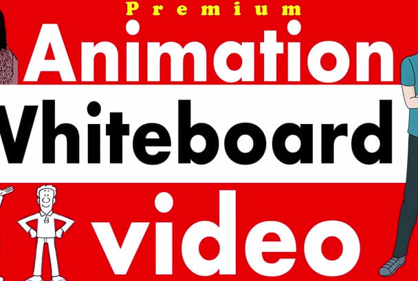 do WHITEBOARD Animation Videos