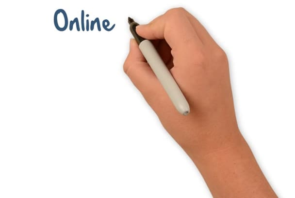 reate an eye catching Whiteboard Animation video scribe