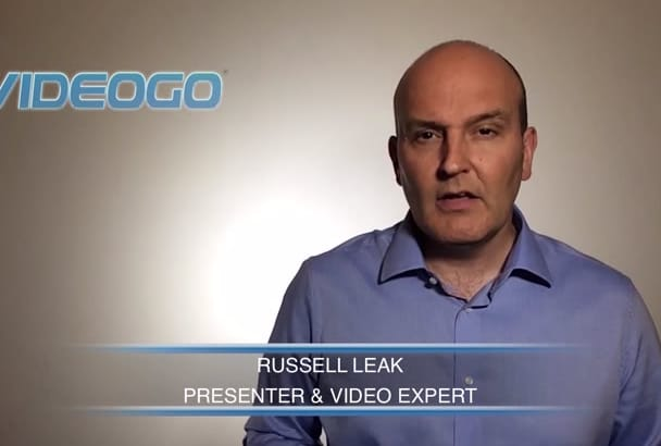 create and present a branded promotional HD video