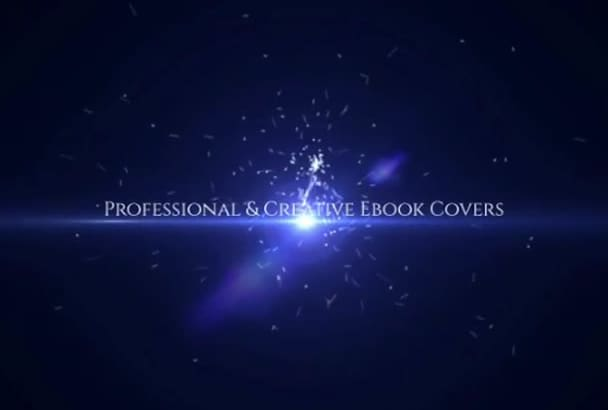 create an outstanding Ebook Cover