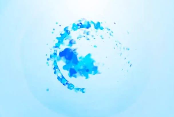 make this amazing Full HD logo intro