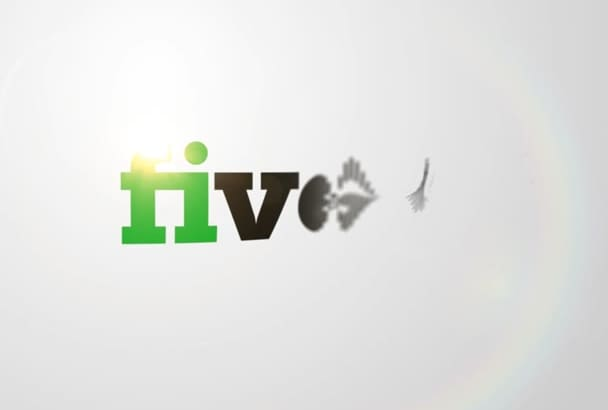 clean Corporate Logo Intro Full HD