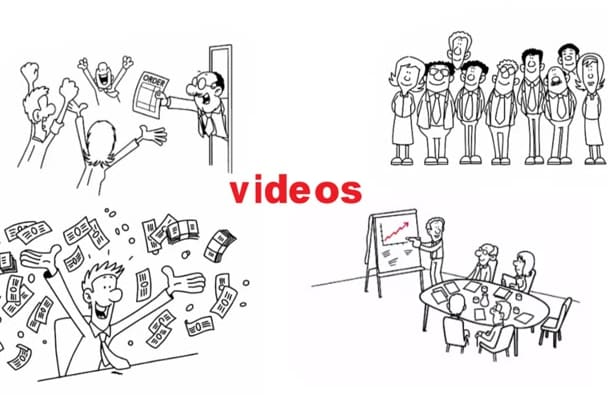 create a PROLIFIC whiteboard animation video