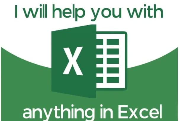 be your Excel, Pivot, Solver, VBA, Dashboard, Math wizard