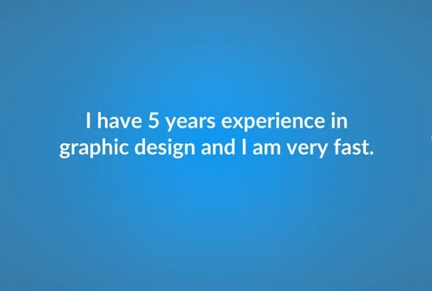 design best flyer or any design in 24 or 48 hours