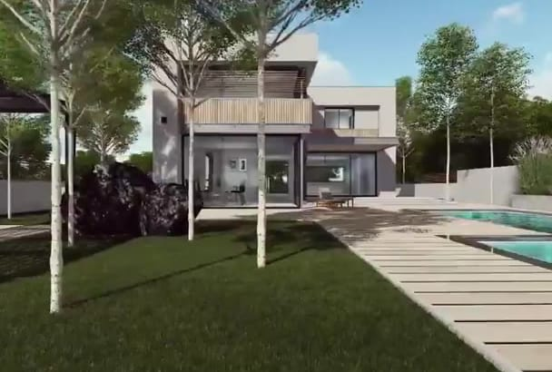 model and design the fastest by sketchup and 3dsmax