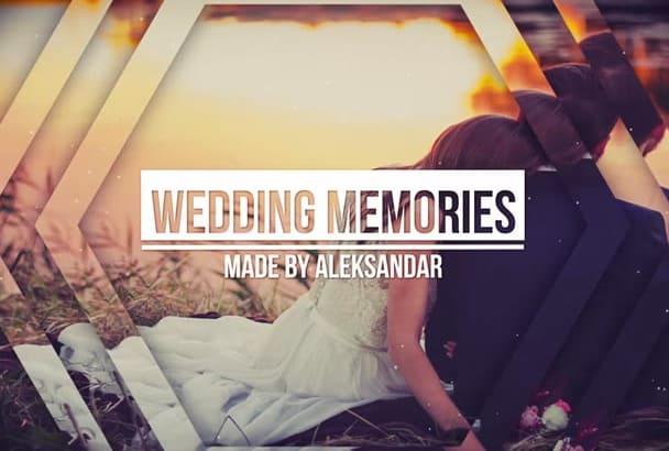 do This Cinematic  Wedding Memories