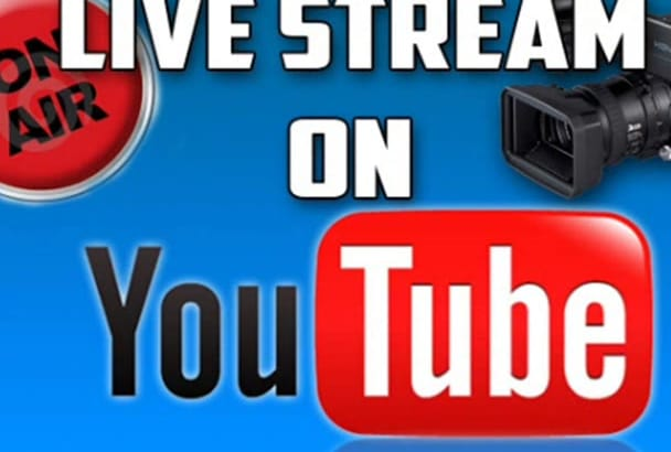 livestream your video to youtube for top rankings