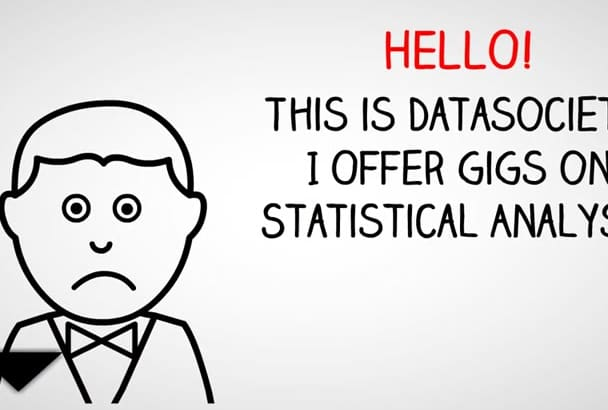 do data analysis of any type using spss, Stata,R