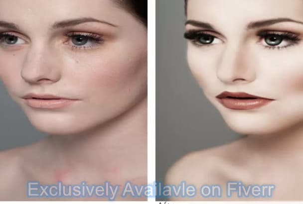 do Professional Photoshop Editing free revision 5 Pics in 5