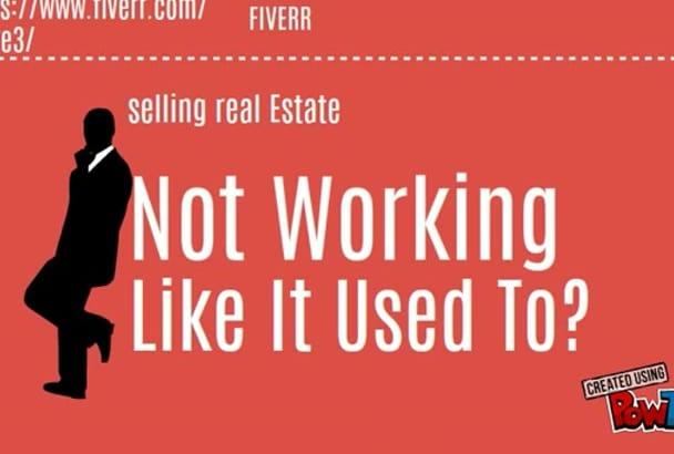 write a REAL Estate listing