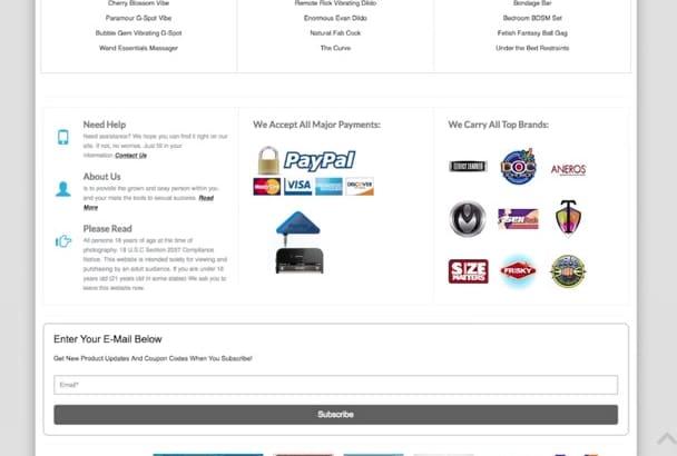 create Professional Wordpress ECommerce Websites