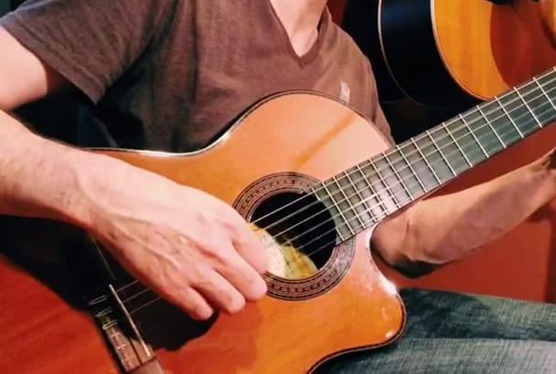 create a guitar track