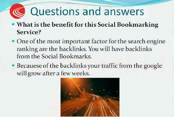 do seo backlinks with 10 polish social bookmarking sites and bonus