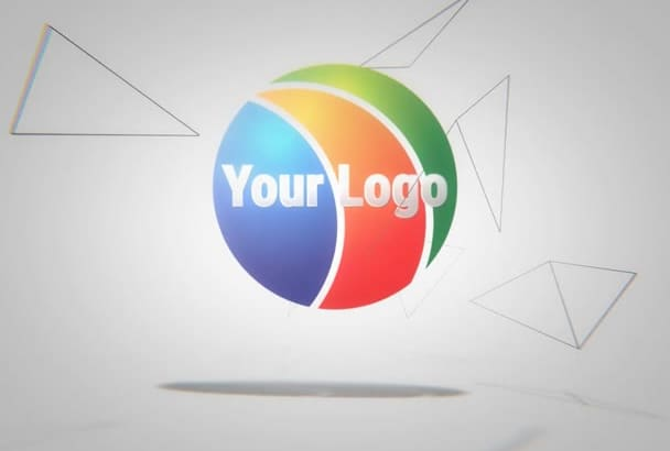do video animation, intros, outro,  animated logo, Additional transitions