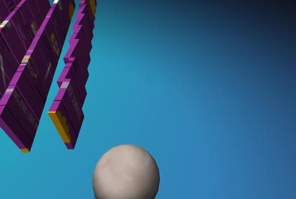 create a 3 Tier Link Pyramid