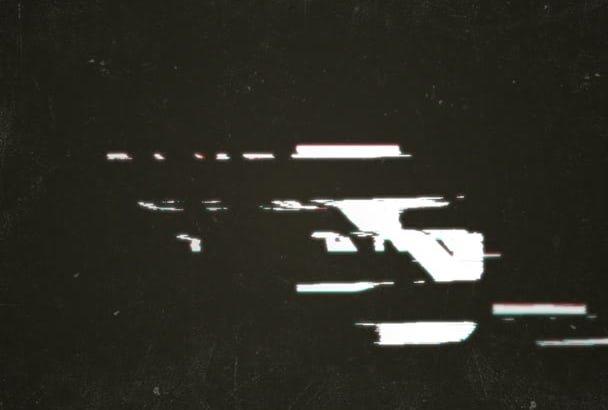 glitch, text decoder, intro, video, Bumper