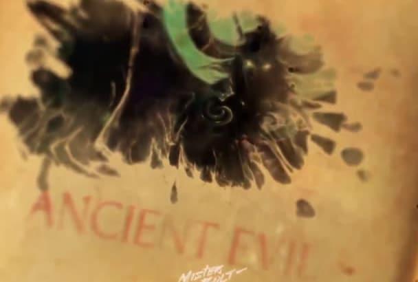 make STUNNING Ancient Epic Book SlideShow Video