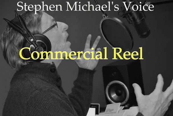 produce Professional Audio Voice Over and Narration