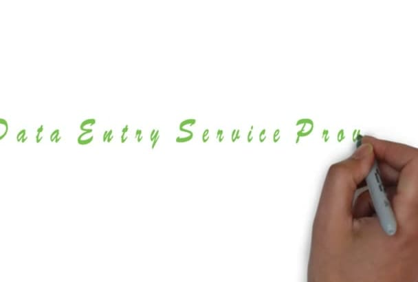 providing best Data Entry Services