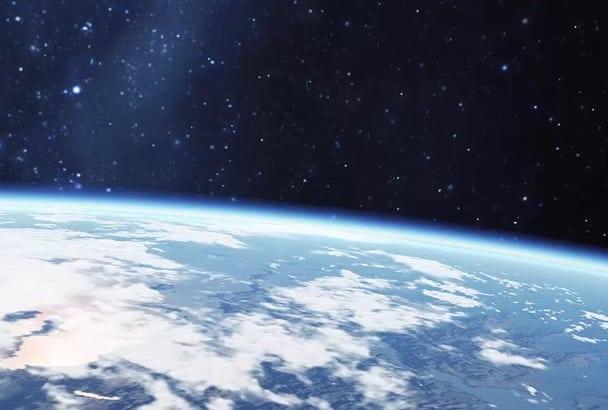 create this UNIQUE planet logo reveal