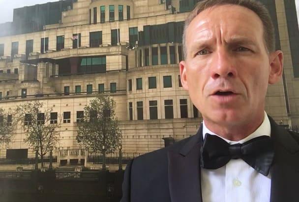 wish Happy Anniversary from 007