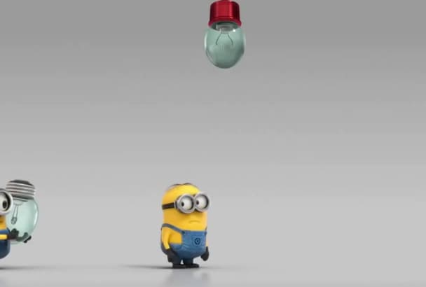 create this new minion video promotion in less than 24 hours