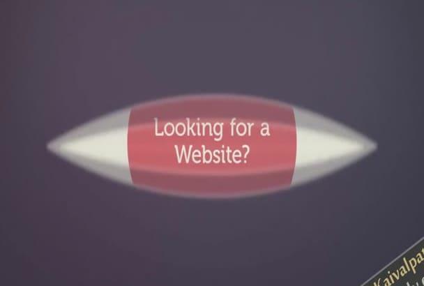 design cool wordpress website