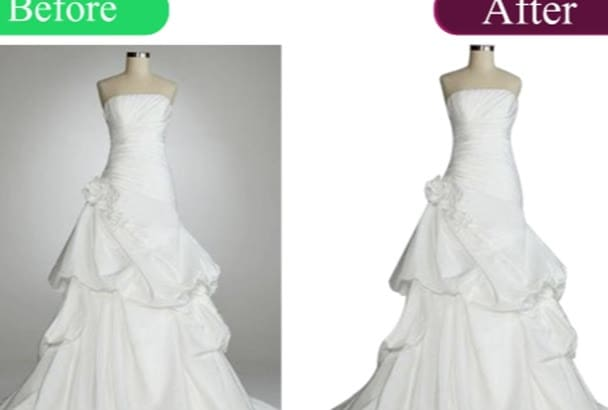 retouch your 6 photos for Amazon or eBay