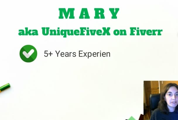 give you SUCCESS Tips for Freelancing on Fiverr