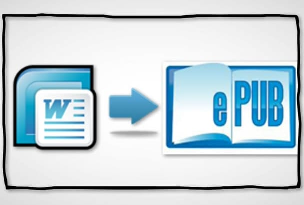 do KINDLE and ePUB conversion