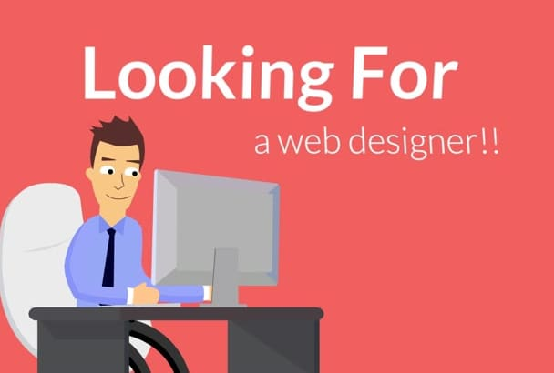 make a one page website