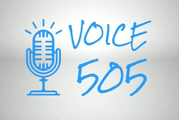 provide a great sounding voiceover for your project