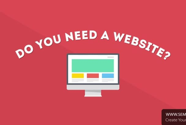 build a website at your budget