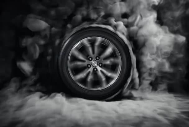 make drift intro video