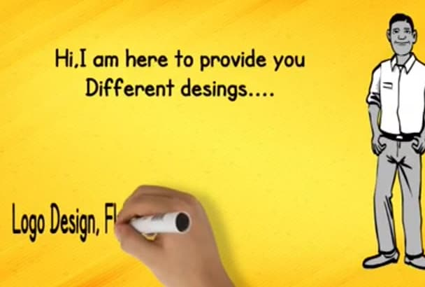 design a unique flyers for you