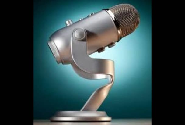 provide 5 minutes of professional narration