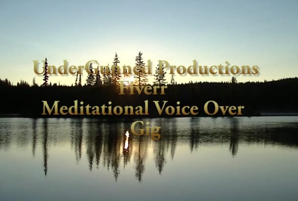 do a Guided Meditation with Music and Video