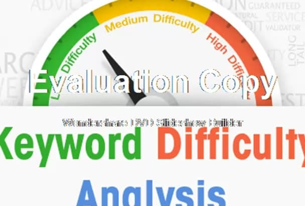 do keywords and competitors Research