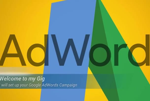 set up your Google AdWords Campaign