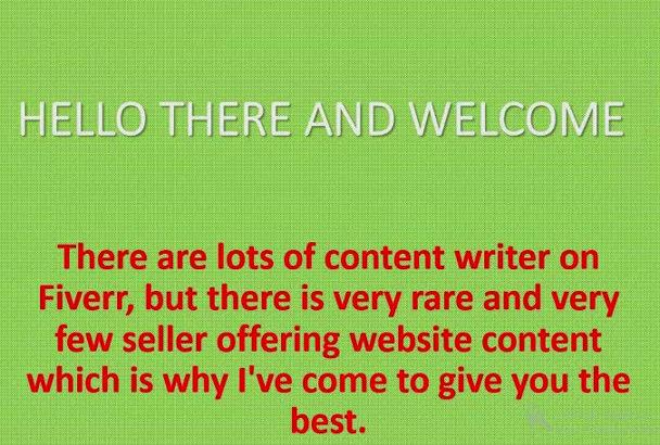 write unique 500 words SEO Article, blog post, Web Content