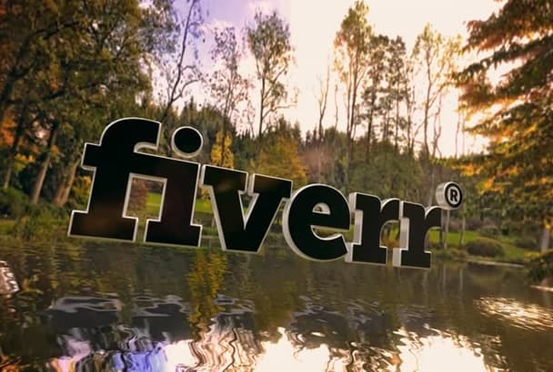 do natural Lake video intro