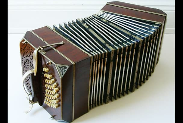 play Accordion, Bandoneon, Musette track for your song