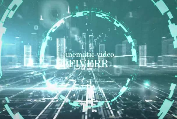 do this Amazing Matrix World intro