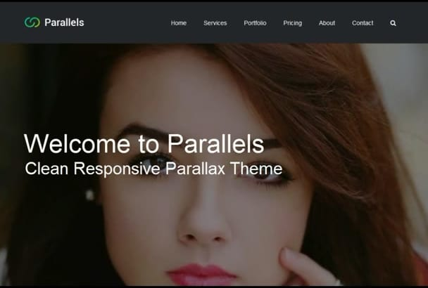 install WORDPRESS, theme, plugins and demo content