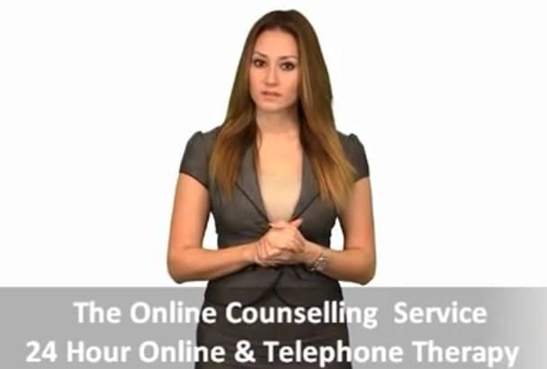 be your online COUNSELLOR