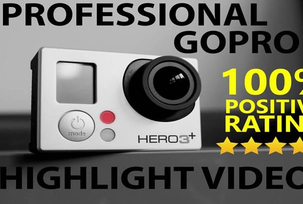 create a Highlight Video With Your GoPro Footage