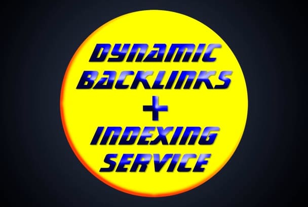 generate 1000 dynamic backlinks and index them for SEO