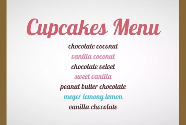 create a professional explainer video for your bakery