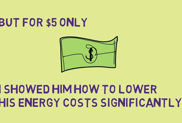 show you how to effectively LOWER your energy costs